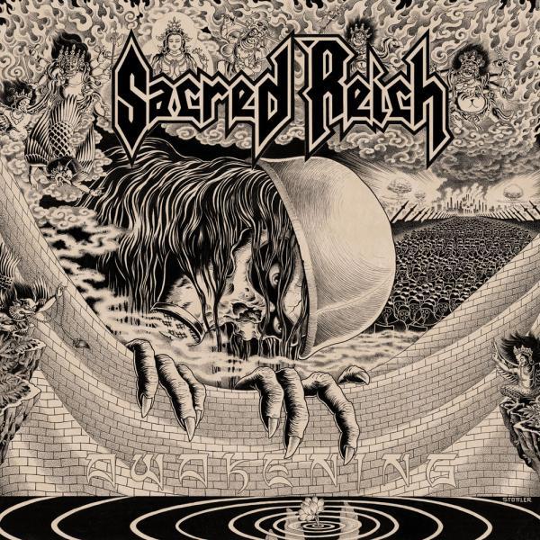 SACRED REICH / セイクレッド・ライク / AWAKENING / アウェイクニング