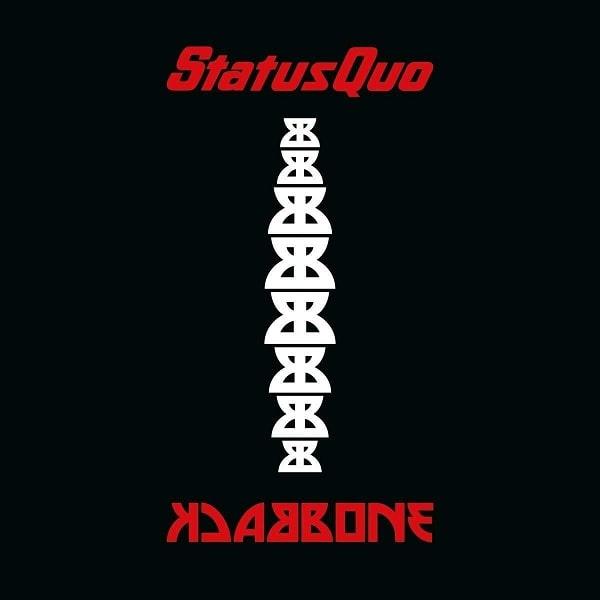 STATUS QUO / ステイタス・クオー / BACKBONE / ハード・ブギーの真髄