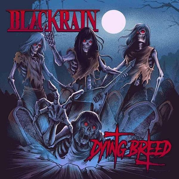 BLACK RAIN (METAL) / ブラック・レイン / DYING BREED / ダイイング・ブリード