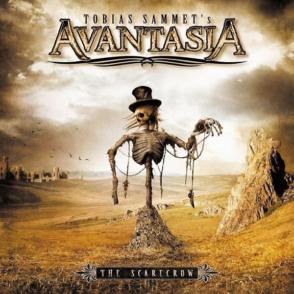TOBIAS SAMMET'S AVANTASIA / トビアス・サメッツ・アヴァンタジア / THE SCARECROW / ザ・スケアクロウ
