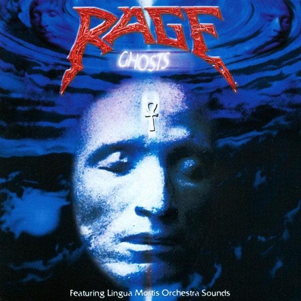 RAGE / レイジ / GHOSTS<2CD>