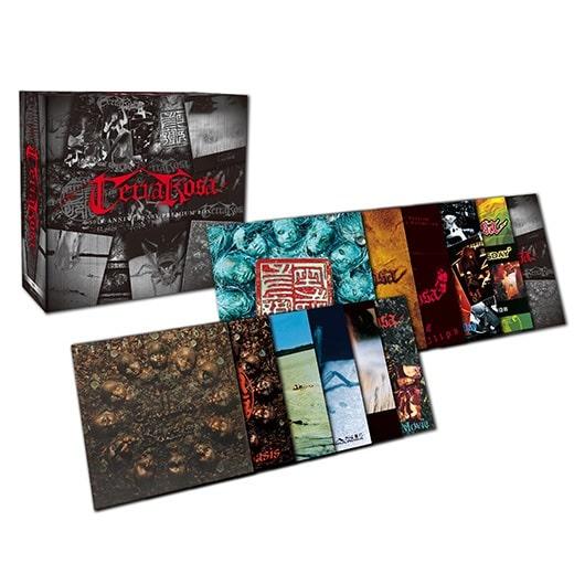 TERRA ROSA / テラ・ローザ / TERRA ROSA 30TH ANNIVERSARY PREMIUM BOX