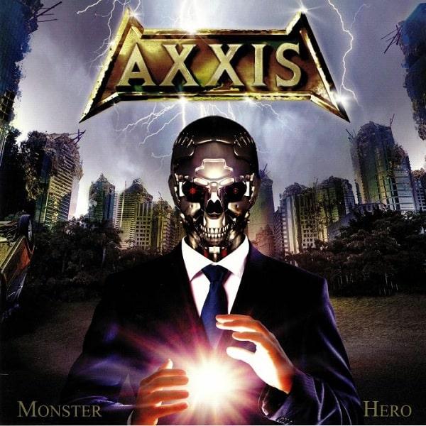 AXXIS / アクシス / MONSTER HERO