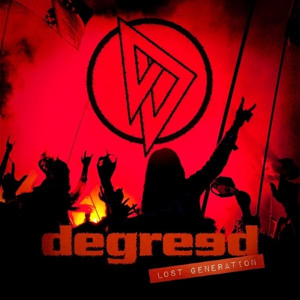DEGREED / ディグリード / LOST GENERATION / ロスト・ジェネレーション