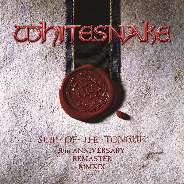 WHITESNAKE / ホワイトスネイク / SLIP OF THE TONGUE  / スリップ・オブ・ザ・タング:30周年記念リマスター<SHM-CD>