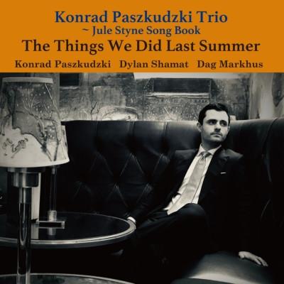 KONRAD PASZKUDZKI  / コンラッド・パシュクデュスキ / 過ぎし夏の想い出