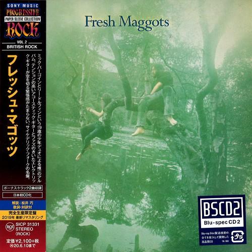 FRESH MAGGOTS / フレッシュ・マゴッツ / FRESH MAGGOTS - Blu-spec CD2 / フレッシュ・マゴッツ - Blu-spec CD2