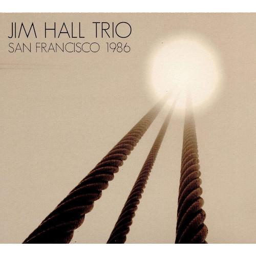 JIM HALL / ジム・ホール / San Francisco 1986(2CD)