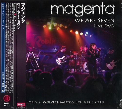 MAGENTA / マジェンタ / WE ARE SEVEN: LIVE DVD / ウィ・アー・セヴン: LIVE DVD
