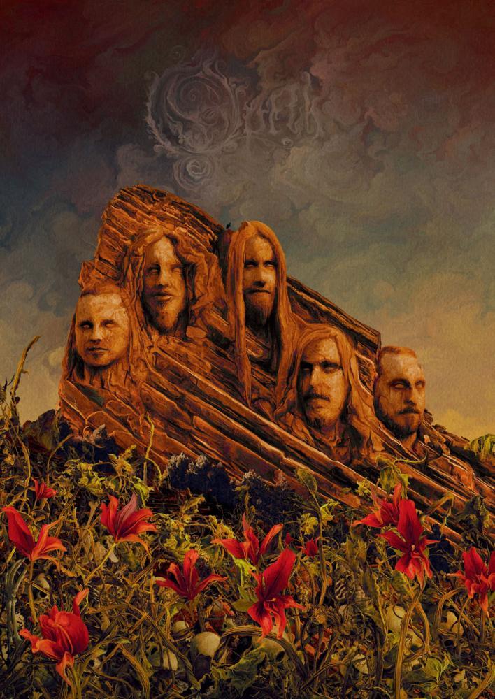 OPETH / オーペス / GARDEN OF THE TITANS : LIVE AT RED ROCKS AMPHITHEATRE / ガーデン・オブ・ザ・タイタンズ~オーペス・ライヴ・アット・レッド・ロックス・アンフィシアター<通常盤 / ブルーレイ>