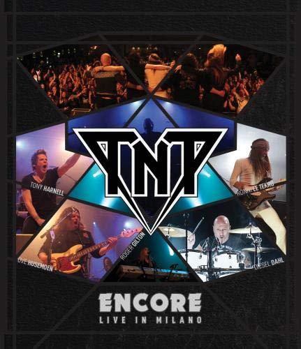 TNT / ティー・エヌ・ティー / ENCORE - LIVE IN MILANO / アンコール - ライヴ・イン・ミラノ<ブルーレイ>
