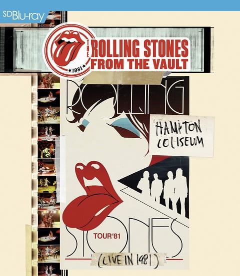 ROLLING STONES / ローリング・ストーンズ / ハンプトン・コロシアム (ライヴ・イン・1981)