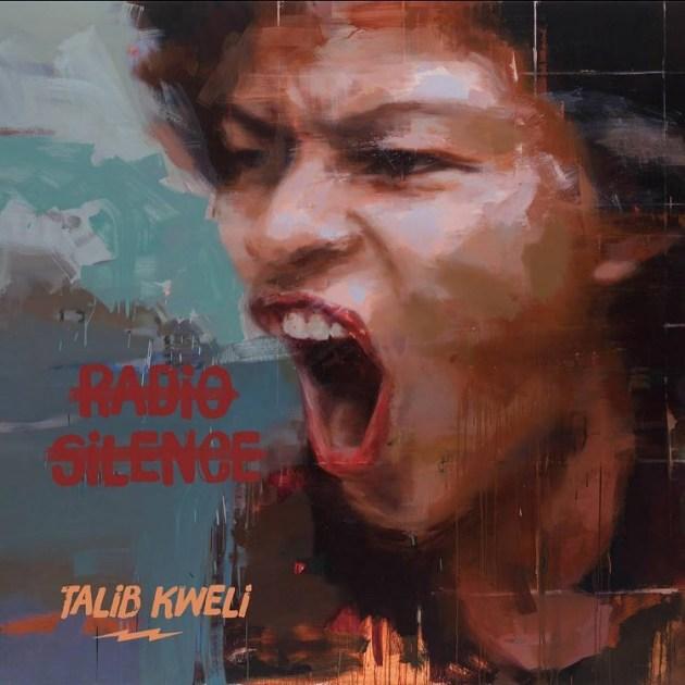 "TALIB KWELI / タリブ・クウェリ / RADIO SILENCE ""2LP"""