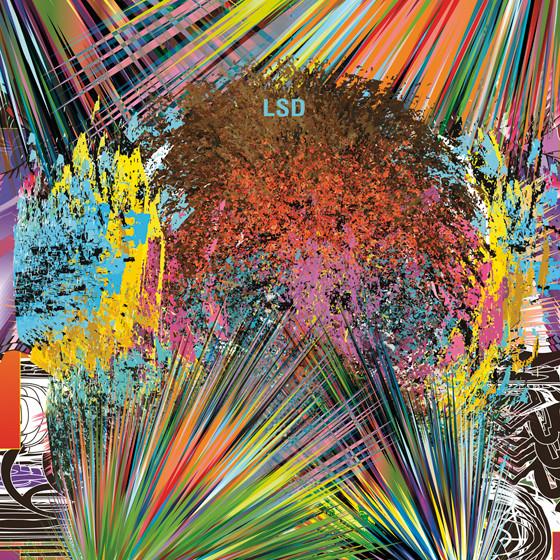 LSD(LUKE SLATER,STEVE BICKNELL...