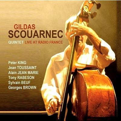 GILDAS SCOUARNEC / Live at Radio France(2CD)