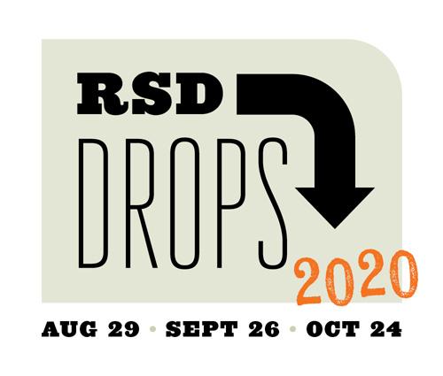 【お知らせ】RSD DROPS 2020 入荷予定一覧
