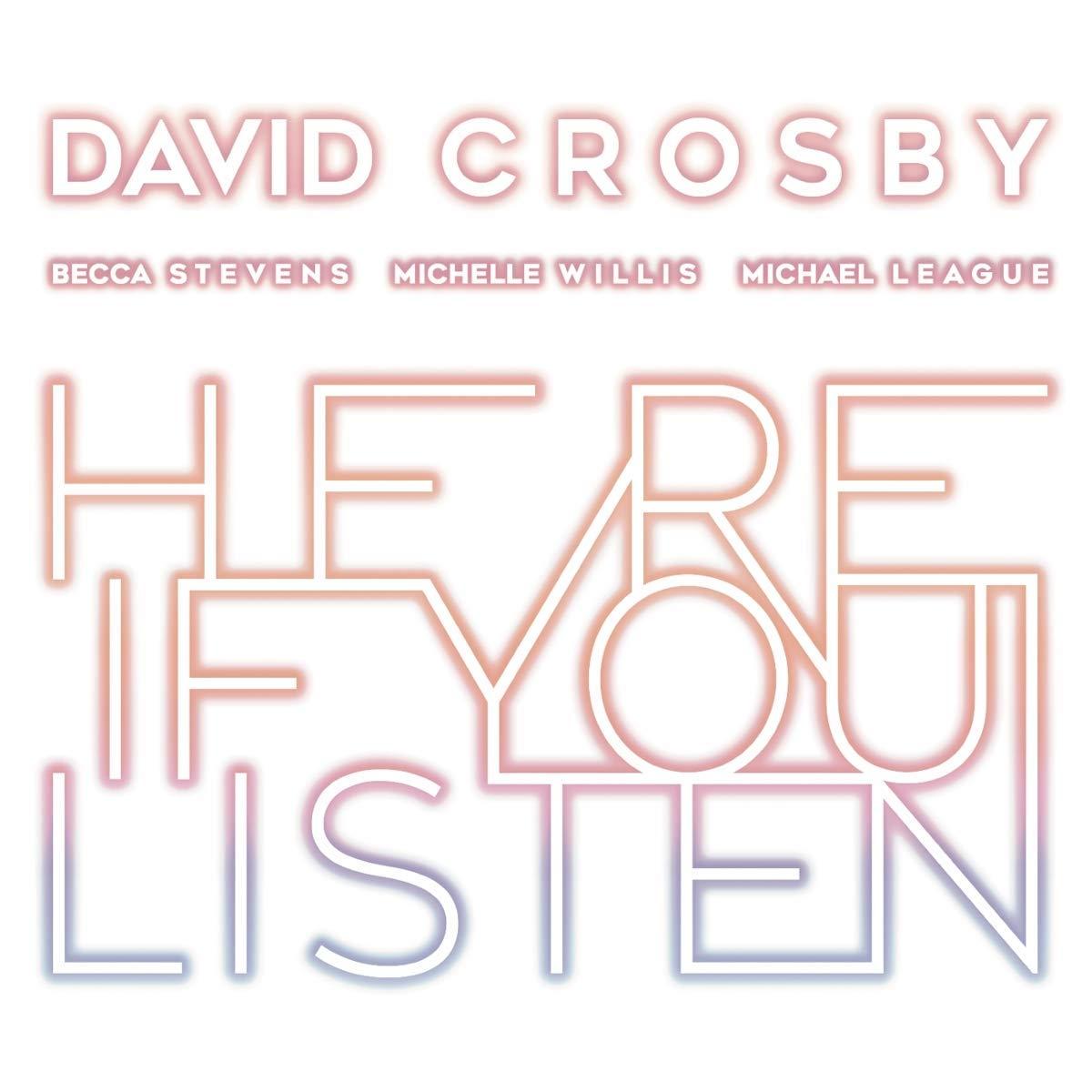 DAVID CROSBY / デヴィッド・ク...